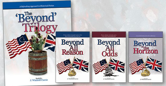 The 'Beyond' Trilogy April 2016 Newsletter