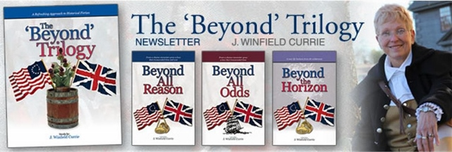 Beyond the Horizon … a novel by J. Winfield Currie
